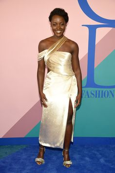 Lupita Nyong'o in Jason Wu - Every Can't-Miss Look from the 2017 CFDA Awards - Photos