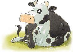 Die 8 Besten Bilder Von Lieselotte Kuh Cow Children Story Book
