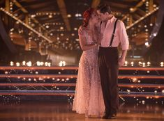 DWTS, Dancing with the Stars, Sharna Burgess, Bonner Bolton