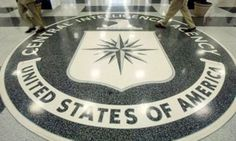 The CIA symbol is shown on the floor of its headquarters in Langley, Virginia. The public website of the US Central Intelligence Agency (CIA) was apparently knocked out of commission by hackers on Wednesday. States In America, United States, Leadership Lessons, Leadership Development, Al Qaeda, National Security Advisor, The Agency, Foreign Policy, Nbc News