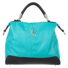 Kardashian Kollection Kk Colour Block Slouch Bag ($125) ❤ liked on Polyvore