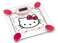 HOT SELL  HELLO KITTY 150kg/100g(330lb) digital bathroom scale  good for healthy-in Bathroom Products from Home  Garden on Aliexpress.com $10.79