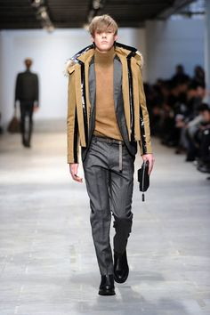 CoSTUME NATIONAL, men's Autumn/Winter 2011-12 collection