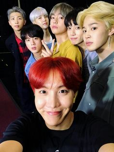 BTS With Access Hollywood~ ❤ (BTS' 3rd Day In LA! Today they appeared on KTLA 5 Morning News, 102.7KIISFM and ON With Mario Lopez! THEY DROPPED THE MIC Drop REMIX TEASER!! Plus more!!! 171116) #BTS #방탄소년단