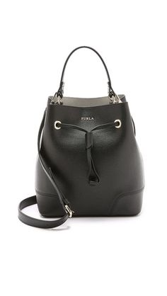 Furla Stacy Drawstring Bucket Bag 1215