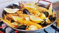 【曼食慢语】Seafood Paella 西班牙海鲜饭的做法 步骤20