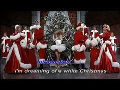 WHITE CHRISTMAS LYRICS – BING CROSBY - YouTube