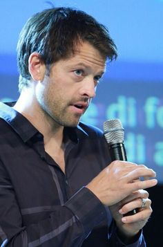 Misha Collins, Dmitri Tippens Krushnic, Castiel Angel, Hot Blue, Supernatural Destiel, My People, My Sunshine, Princesses, Blue Eyes