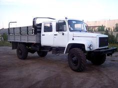 """ГАЗ 3325 """"Егерь II"""""""