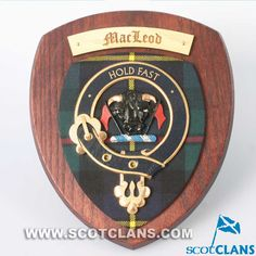MacLeod Clan Crest P