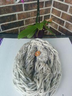 Crochet bufandas 20 $