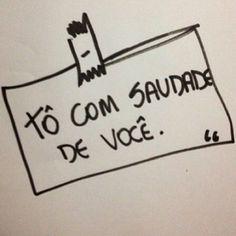 Imagem de Saudade