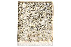 Kate Spade New York Women's Small Stacy Snap Wallet, Gold, One Size ** Continue to the product at the image link.