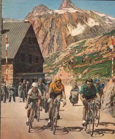 .......Coppi, TdF, 1949!