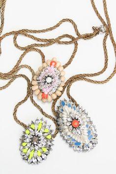 Shourouk Masai jewelery...wish I can I afford this.