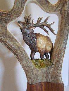 69a49a393 18 Best Antler Sculpture Art images in 2017 | Horns, Sculpture art ...