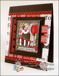 Birthday Wishes by tggrfriend - Cards and Paper Crafts at Splitcoaststampers