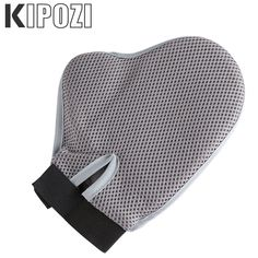 KIPOZI Adjustable Breathable Pets Dogs and Cats Grooming Glove Brush for Long and Short Hair Removing -- For more information, visit image link.