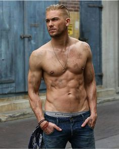Adam Senn/Zero from Hit the floor ♡ hotness overload