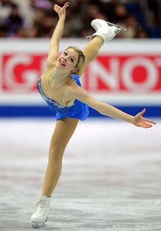 Gracie Gold...my role model.