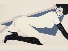 Patrick Nagel y su arte minimalista Patrick Nagel, Character Illustration, Illustration Art, Nagel Art, Pin Up, Arte Pop, Erotic Art, American Artists, Mood