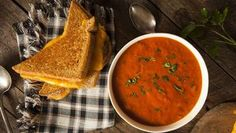Studio 5 - Grown Up Grilled Cheese With Creamy Tomato Soup