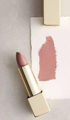 Lippenstift Farbe aussuchen braune Nuancen