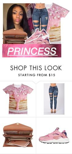 """""""princess"""" by carlace ❤ liked on Polyvore featuring NIKE"""