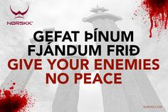 Give your enemies no peace! Get the decal! https://norskk.com/give-your-enemies-no-peace