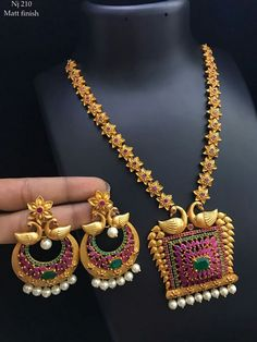 Beautiful long haaram with star design. Long haaram studded with multi color stones. Long haaram with swan design pendant. Gold Jewellery Design, Gold Jewelry, Jewelry Tree, Gold Necklace, Diy Jewelry, Jewelry Logo, Swarovski Jewelry, Opal Jewelry, Handmade Jewellery