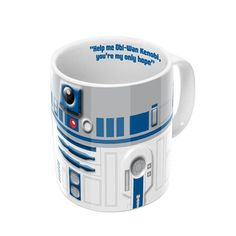 Kubek Star Wars 2D - R2-D2