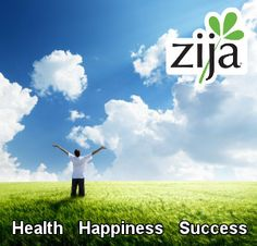 Health, Happiness, and Success with #Zija