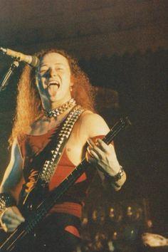Venom Live Paradiso, Amsterdam, Holland. 28-10-1985. World Possession Tour