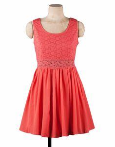 @ Lalamagic // coral dress