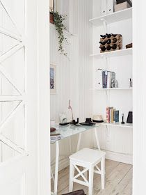 Daily Dream Decor: You have to see this dreamy Scandinavian apartment