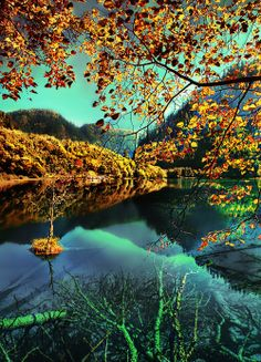 Wonder Lake, China - http://china.mycityportal.net
