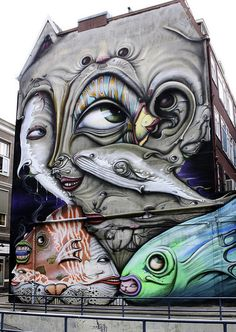 By DALATA (Brasil)  Photo by André Gonzaga  Lugar: Rotterdam (Netherlands)