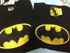 Batman  couple shirt by a&j