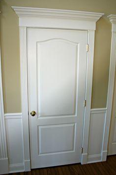 Image Result For Door Trim Closet Makeover Bathroom Sign Design Interior
