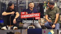 """On episode 294 of the Show, entrepreneurs Shaun """"Shonduras"""" McBride and Sean Holladay stop by to take questions from a live audience and we talk . Spacestation Gaming, Planet Of The Apps, Charity Water, Affordable Website Design, Alexa Skills, Gary Vaynerchuk, Gary Vee, Professional Services, Advertising Agency"""