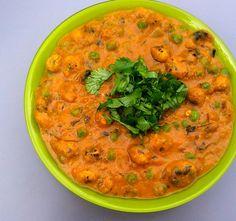 Phool Makhana Curry - Holy Cow! Vegan Recipes