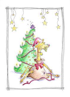 Illu-Straver Christmas Cards 2012