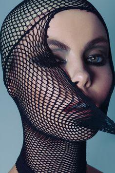 Wylie Hays by Fernando Gomez for Elle Indonesia