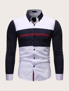 Corporate Uniforms, Stylish Shirts, Motorcycle Jacket, Button Up Shirts, Menswear, Mens Fashion, Shirt Dress, Sewing, Mens Tops