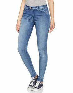 Jeans ajustados para mujer Ofertas especiales y promociones  Caracteristicas Del Producto: 77% Modal, 14? Umwolle, 6% poliéster, 3% elastano Alta Cie