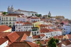 Lissabon: Storbyferie i verdens bedste by - Portugal RejsRejsRejs Visit Portugal, Portugal Travel, Lisbon Portugal, Portugal Trip, Best Winter Vacations, Best Vacation Destinations, Antalya, Portugal Facts, Renaissance Espagnole