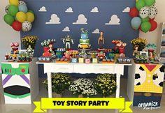 Decoração de Festa   Toy Story Party
