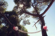 my spanish picnic wedding