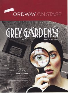 Grey Gardens at Ordway McKnight Theatre (Ordway Center for the Performing Arts) [MN]