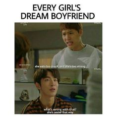 Every girl's dream boyfriend ~  Sumber : facebook